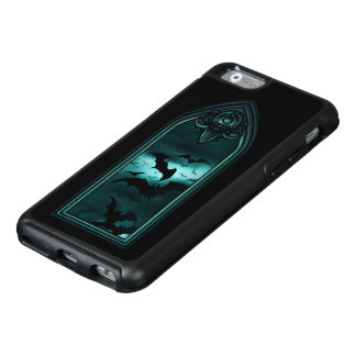 Gothic Bat Window 5 OtterBox iPhone 6 Case