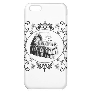 Gothic Batty Bassinet iPhone 5C Cover
