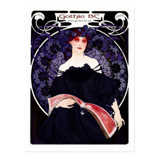 Gothic BC 10th Anniversary Postcards
