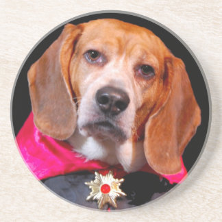 Gothic Beagle, Dogula Beagle Lugosi coaster