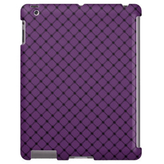 Gothic Black and Purple Pattern