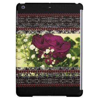 Gothic Black CricketDiane Roses Goth Princess Case For iPad Air