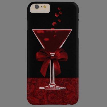 Gothic Bloody Martini iPhone 6 Plus Case