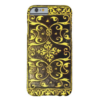 Gothic Book Of Shadows Barely There iPhone 6 Case