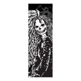 Gothic Bookmark Mini Business Card