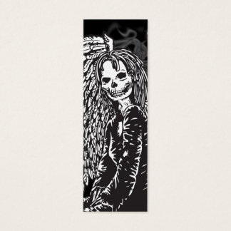 Gothic Bookmark Mini Business Card