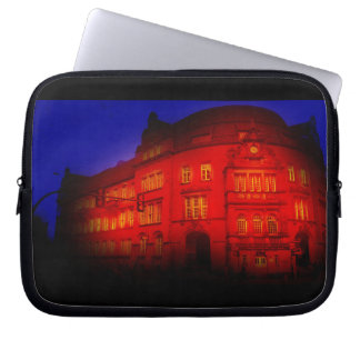 gothic building from germany mystical view computer sleeve