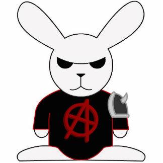 Gothic Bunny Bruno Cutout