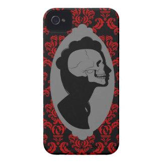 Gothic Cameo iPhone 4 Case
