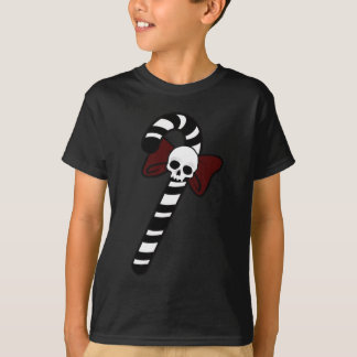 Gothic Candy Cane T-Shirt