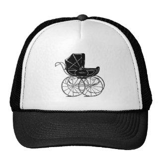 Gothic Carriage Trucker Hat
