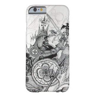 GOTHIC BARELY THERE iPhone 6 CASE
