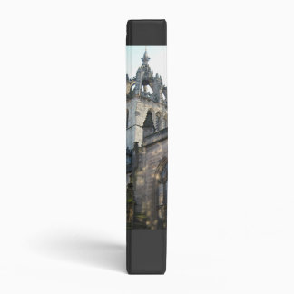 Gothic Cathedral 3 Ring Binder