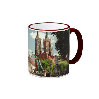 Gothic Cathedral in Wroclaw Mug