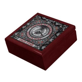 Gothic Celtic Impermanence Trinket Box
