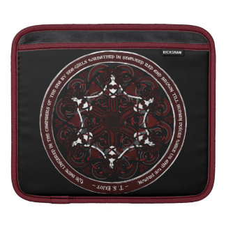 Gothic Celtic Mermaids Sleeve For iPads