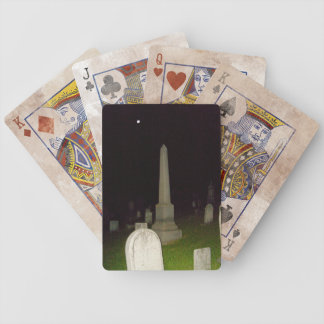 Gothic Cemetery Playing Cards