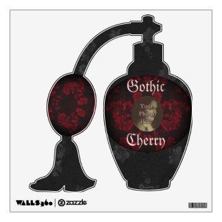 Gothic Cherry Blossom Photo Decal Room Sticker