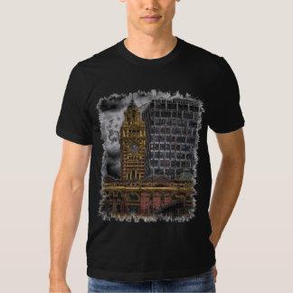gothic city tshirt