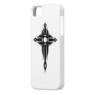Gothic Cross Design iPhone SE/5/5s Case
