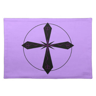 Gothic Cross Placemats