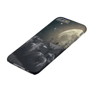Gothic Crows Barely There iPhone 6 Case