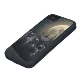 Gothic Crows Tough Xtreme iPhone 5 Case