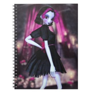Gothic Cutie Notebook