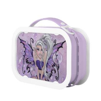 """""""Gothic Cuties"""" fairy fantasy lunchbox Yubo Lunchbox"""