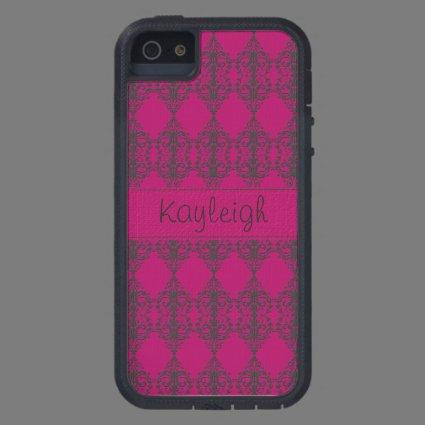 Gothic Damask Case For iPhone 5/5S