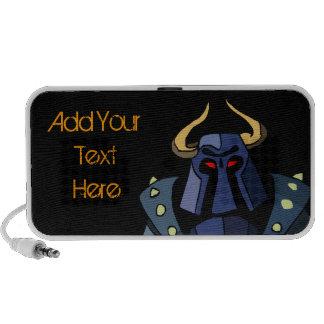 Gothic Dark Knight Travel Speaker