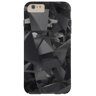 Gothic Dimensional Abstract Tough iPhone 6 Plus Case