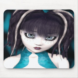 Gothic Doll Mousepad