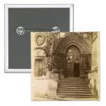 Gothic Door Button