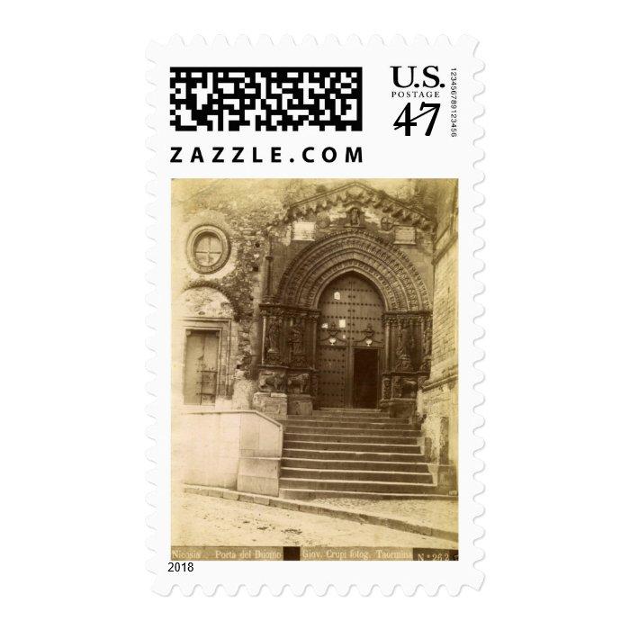 Gothic Door Postage