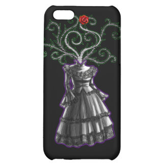 Gothic Dress iPhone 5C Cover