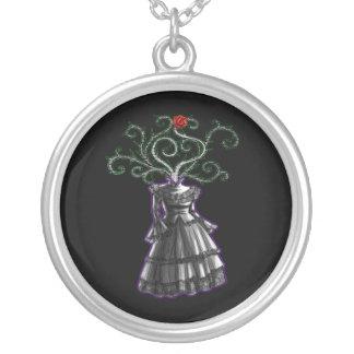 Gothic Dress Custom Necklace