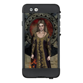 Gothic Enchanted Woman Wicca Pagan Art Phone Case