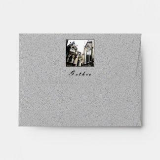 'Gothic' Envelopes