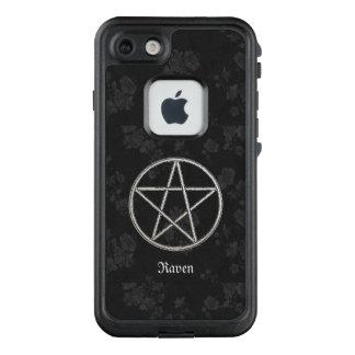 Gothic Eternal Pentacle Black LifeProof FRĒ iPhone 7 Case