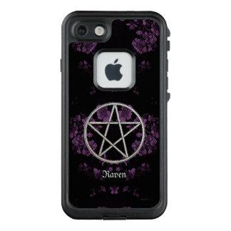 Gothic Eternal Pentacle Lavendar LifeProof FRĒ iPhone 7 Case