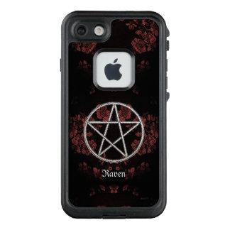 Gothic Eternal Pentacle Mauve LifeProof FRĒ iPhone 7 Case