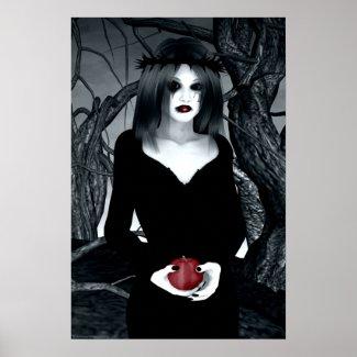 Gothic Eve Art print