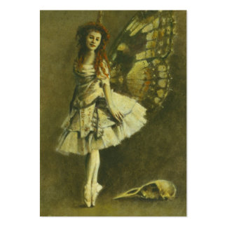 Gothic Fairy ACEO Artists Trading Card Large Business Cards (Pack Of 100)