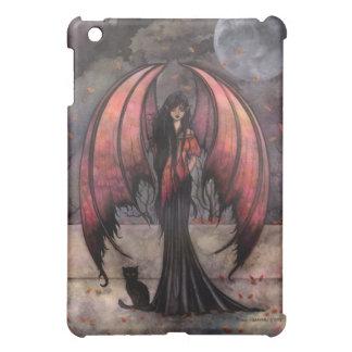 Gothic Fairy and Cat iPad Case