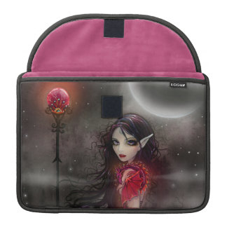 Gothic Fairy and Dragon Macbook Sleeve