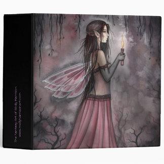 Gothic Fairy Binder by Molly Harrison