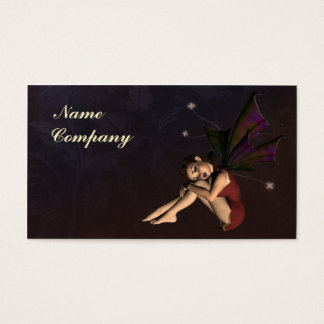 Gothic Fairy Business Card