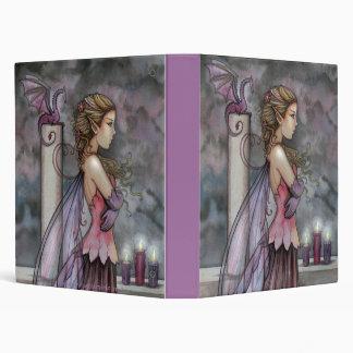 Gothic Fairy Dragon Binder