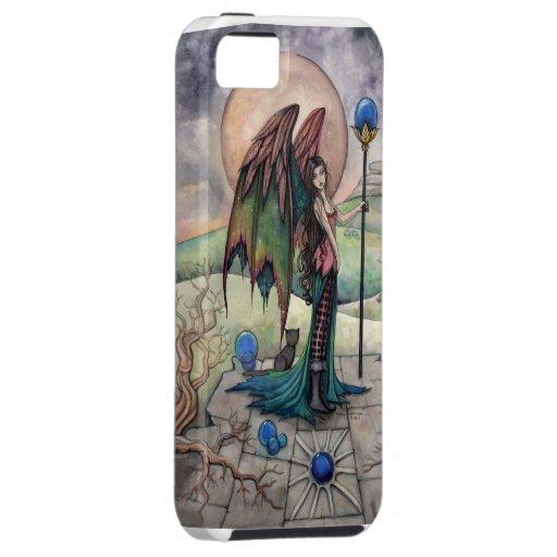 Gothic Fairy Fantasy Art iPhone 5 Covers